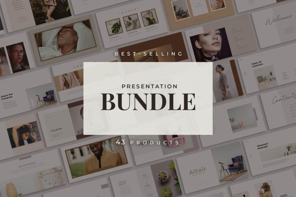 Best-Selling Presentation Bundle