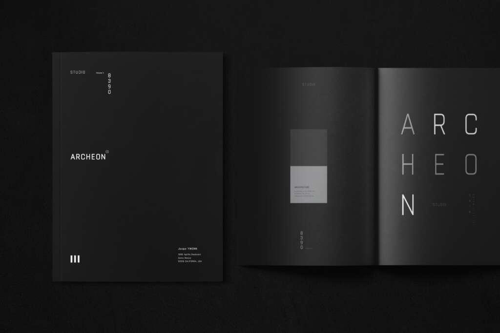 Archeon — Architecture Portfolio