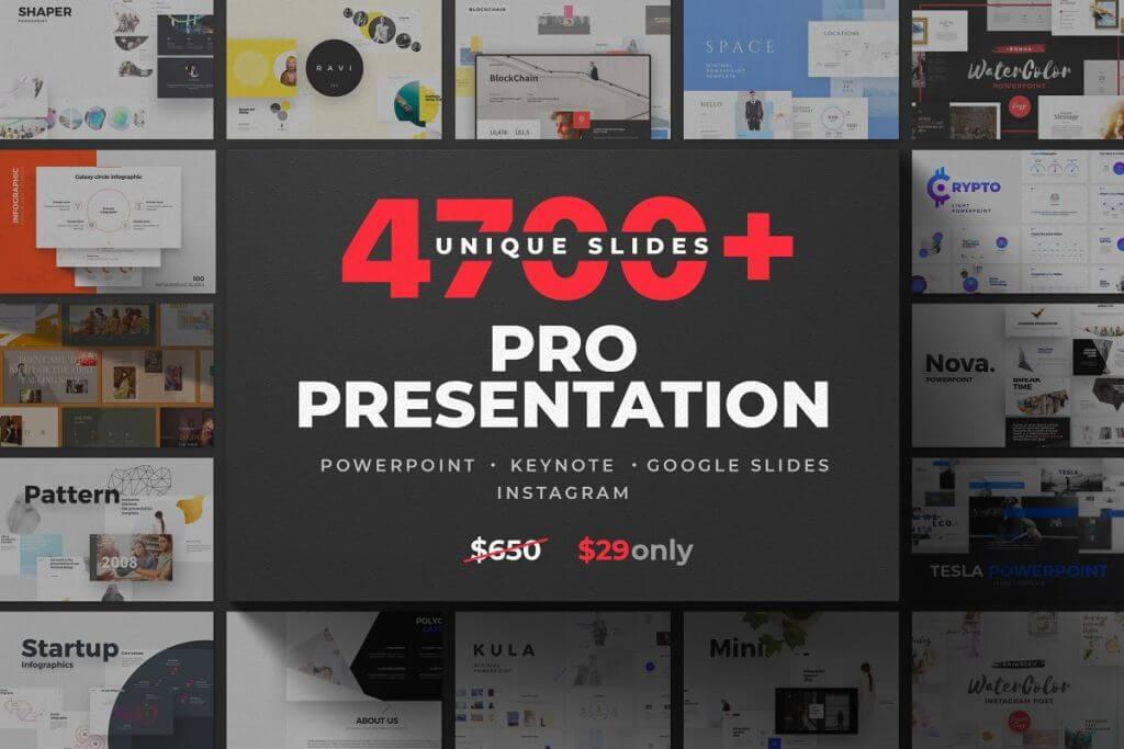 44-in-1 Presentation Bundle
