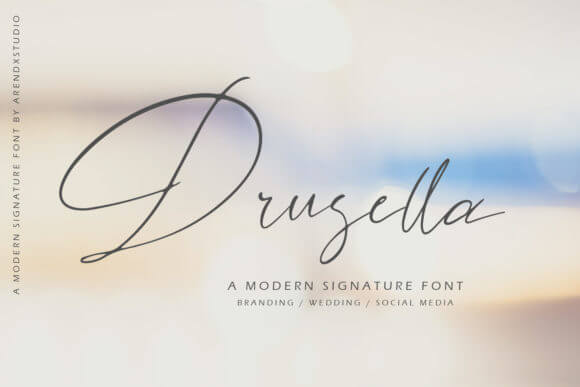 Drusella Font