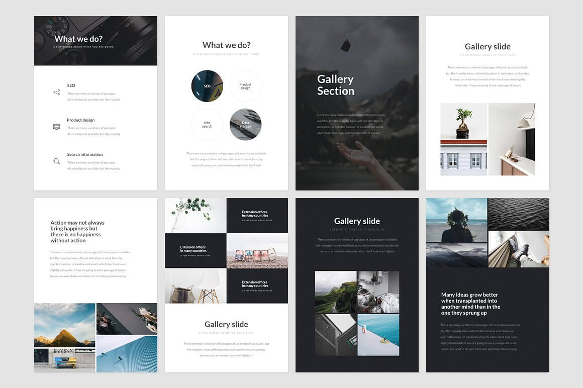 A4 | 18 Vertical Templates Bundle