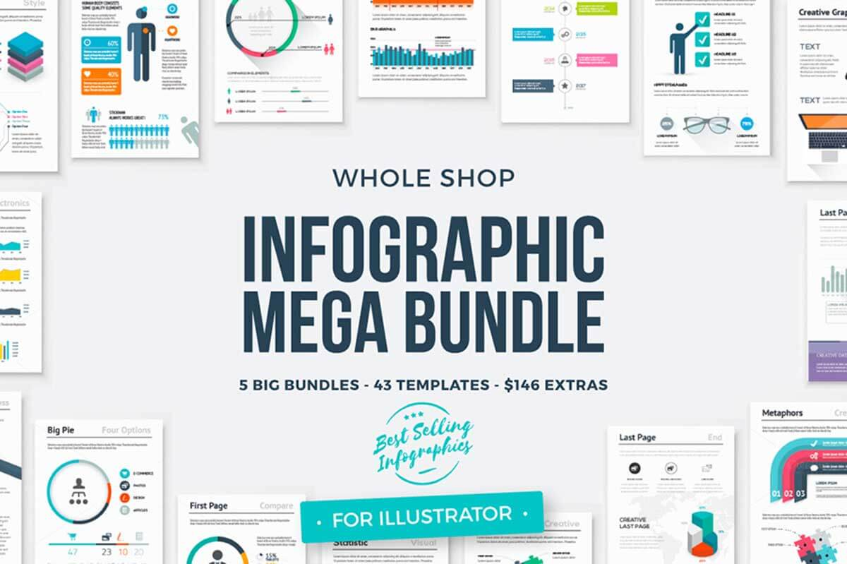 Infographic Mega Bundle