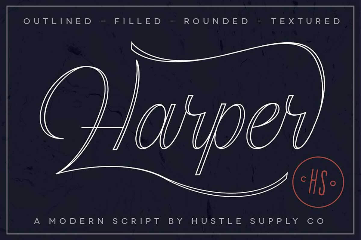 Harper - Hustle Supply Co.