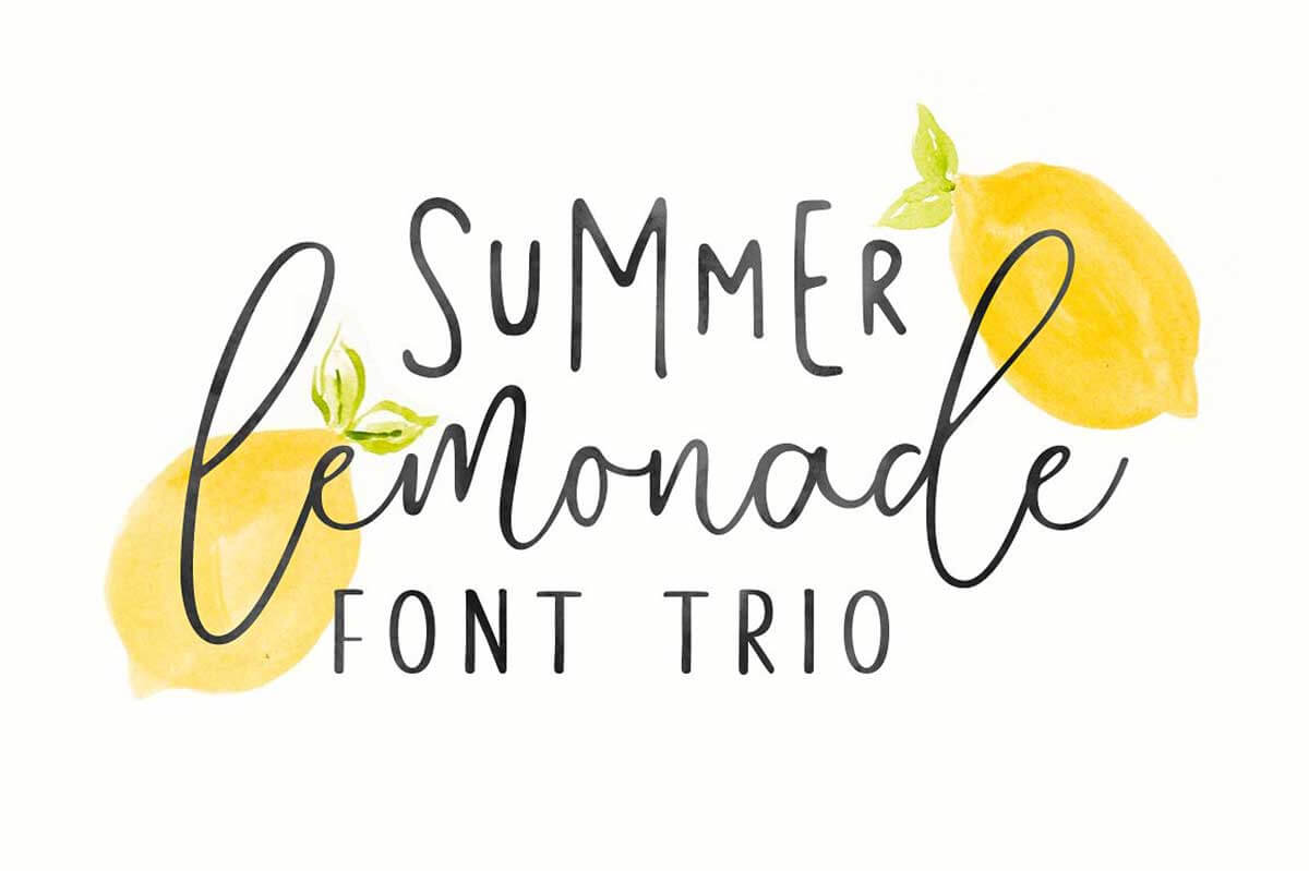 Summer Lemonade Trio - Hart Foundry™