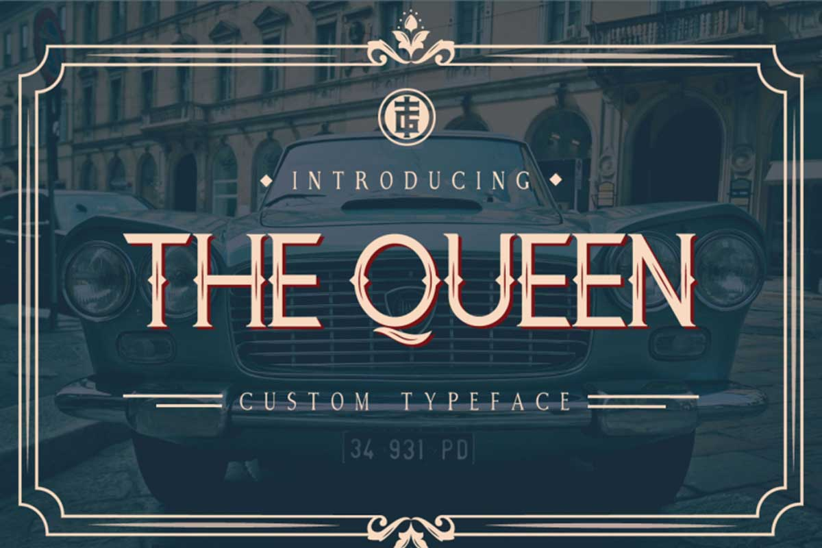 The Queen by TGIF STD