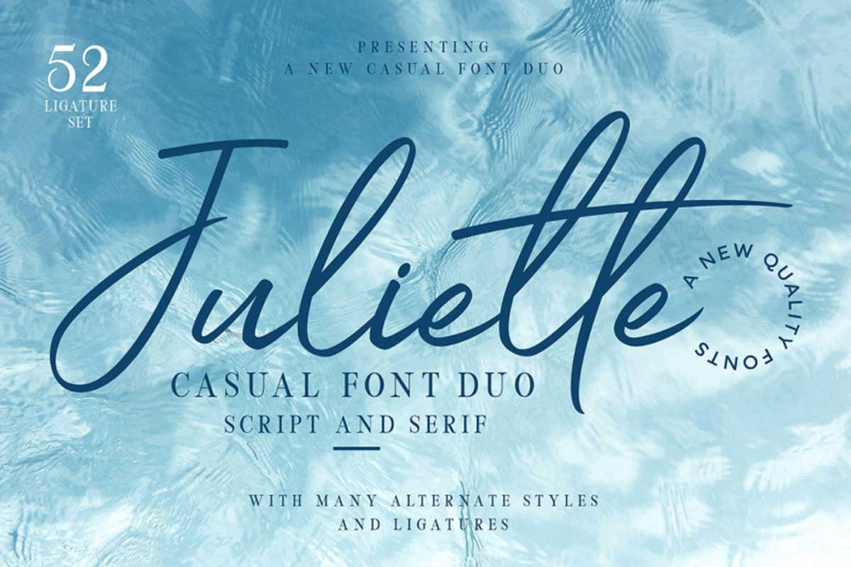 Juliette Font Duo by Ngene