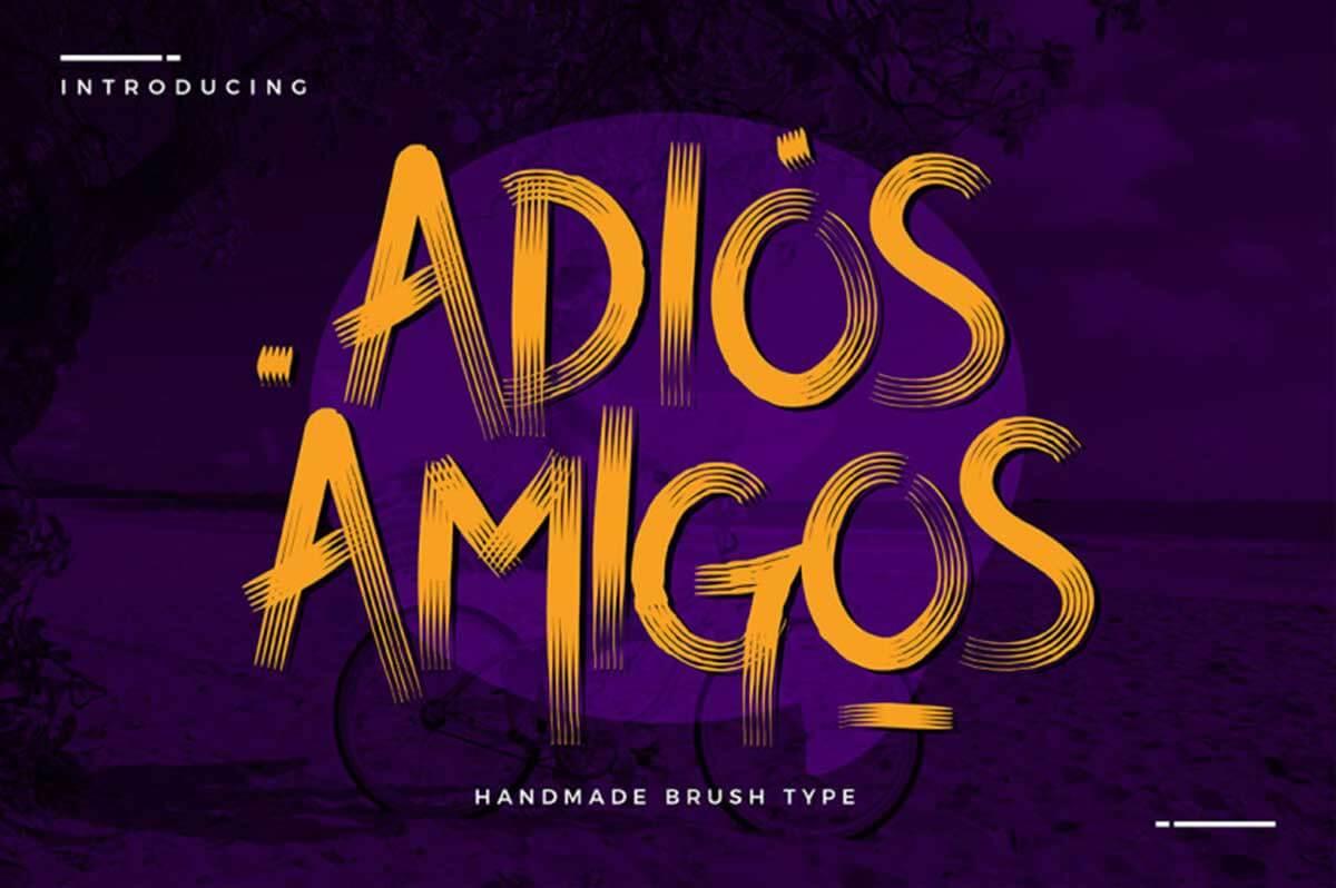 Adios Amigos by Heroglyphs Studio