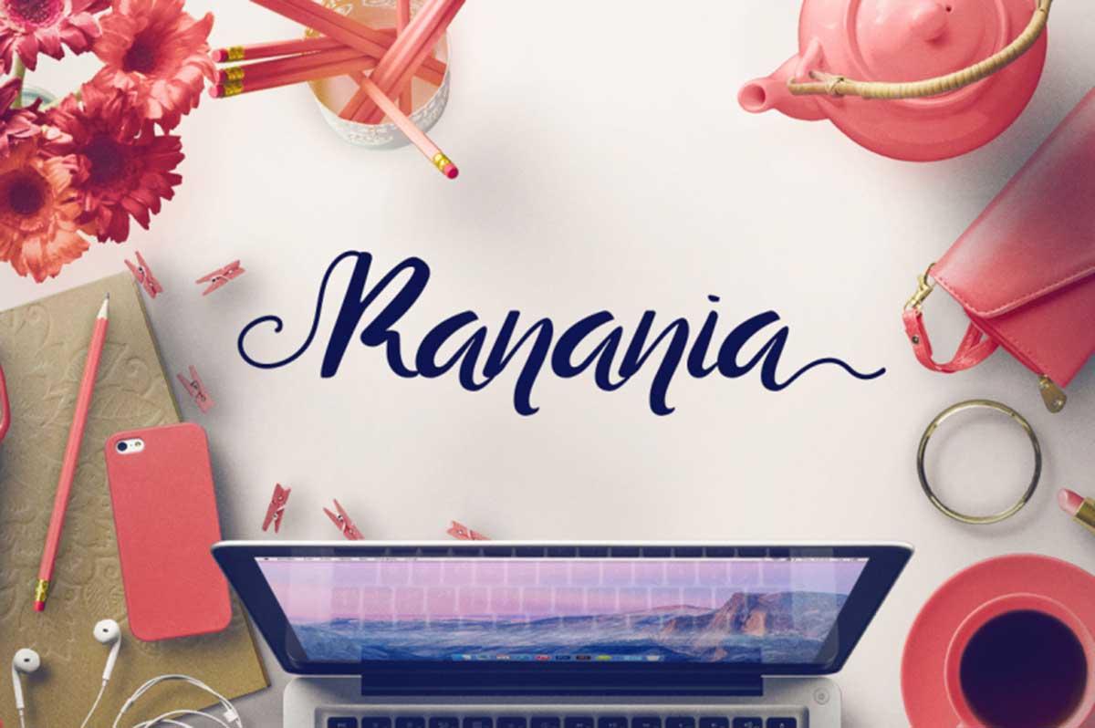 Ranania by Heroglyphs Studio