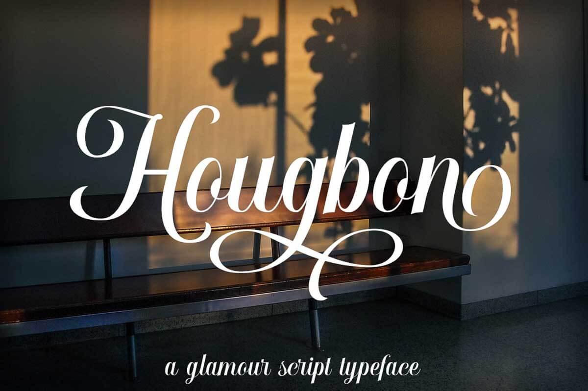 HOUGBON – A GLAMOUR SCRIPT