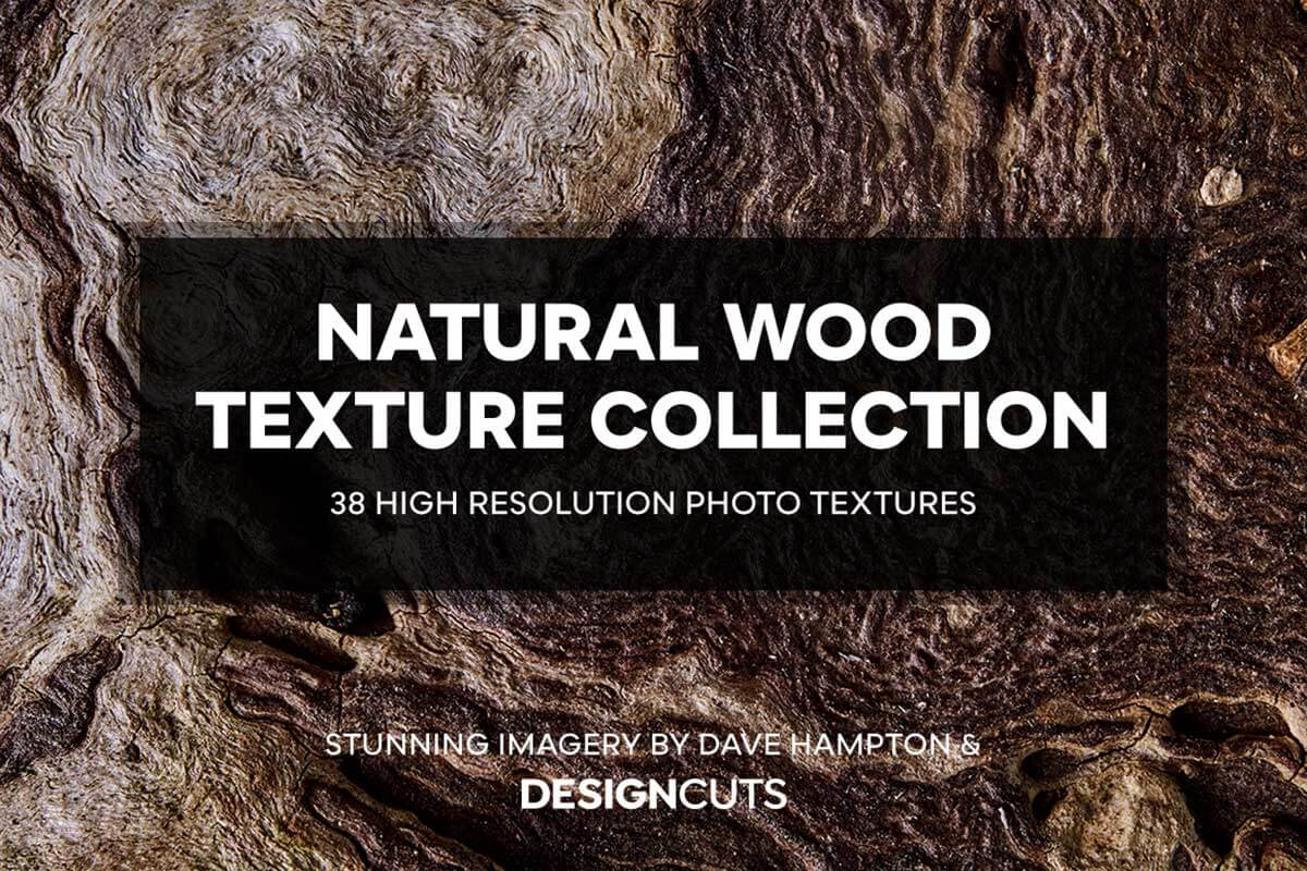 NATURAL WOOD TEXTURE COLLECTION