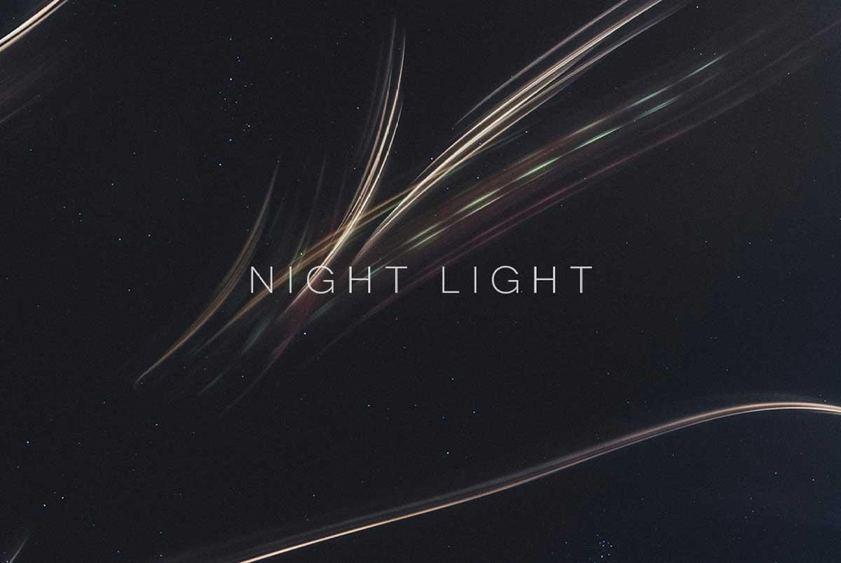 NIGHT LIGHT PHOTO PACK