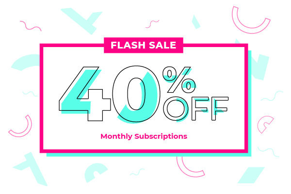 envato elements flash sale