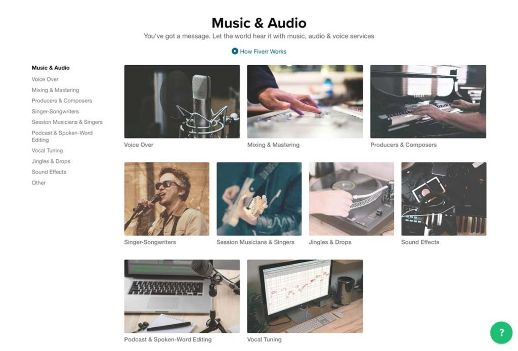 Music & Audio