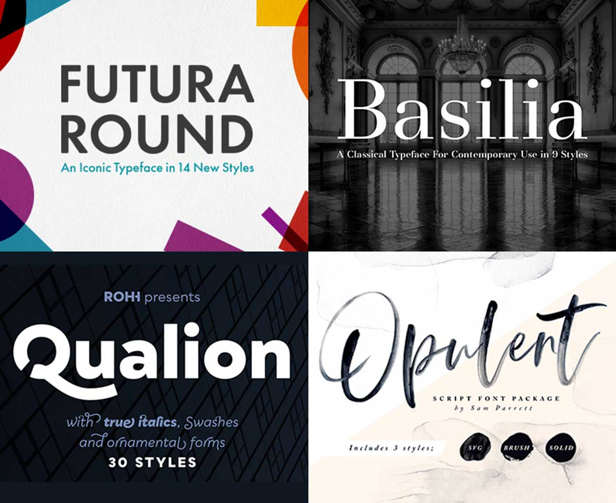 The Professional, Dynamic Font Library (Rerun)