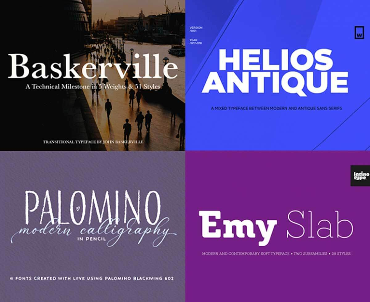 The Complete Iconic Font Library (Rerun)