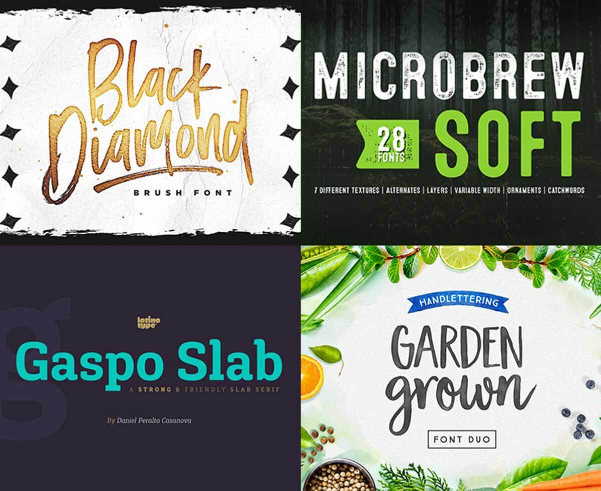 Best-Selling Font Families (Rerun)
