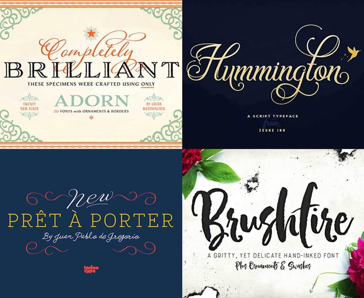Superior Quality, Versatile Font Families (Rerun)