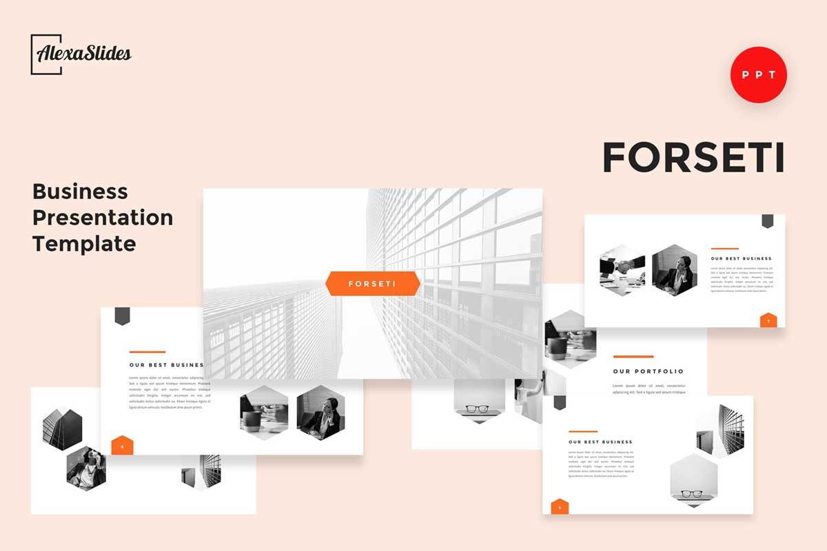 Forseti - Business Powerpoint Template