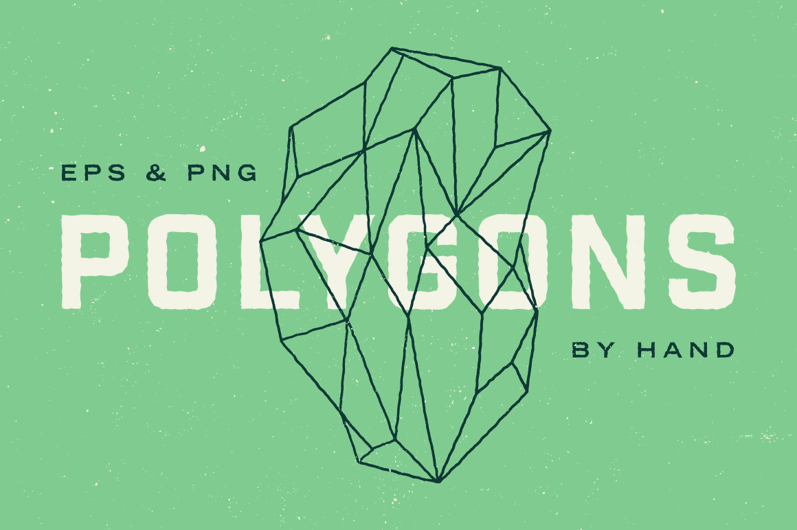 Geometric Polygon Shapes