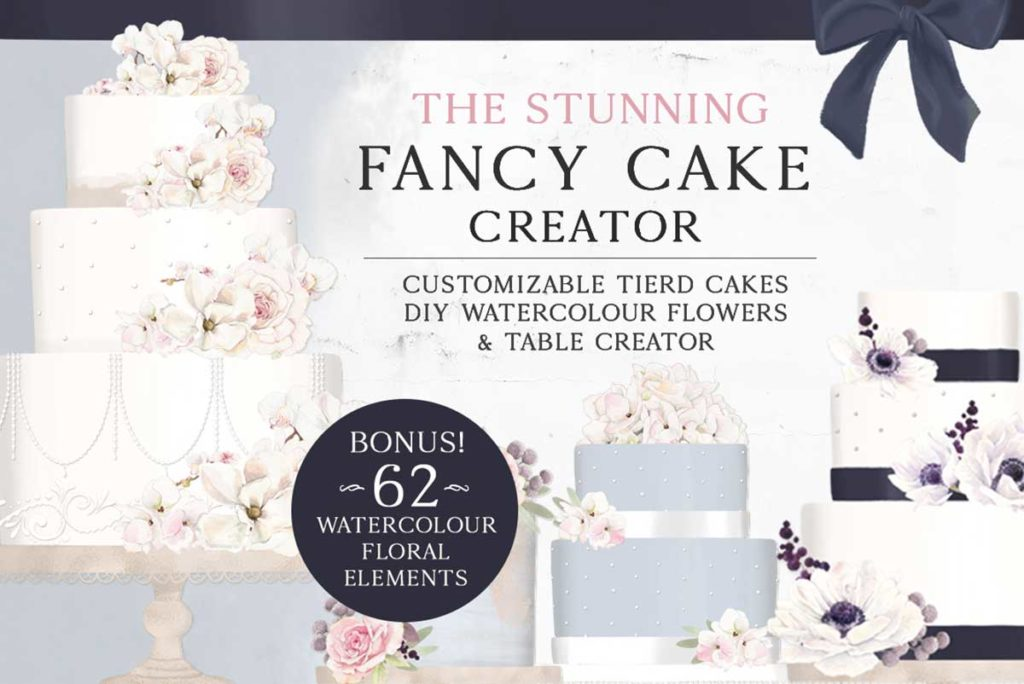 The Stunning Fancy Cake Creator