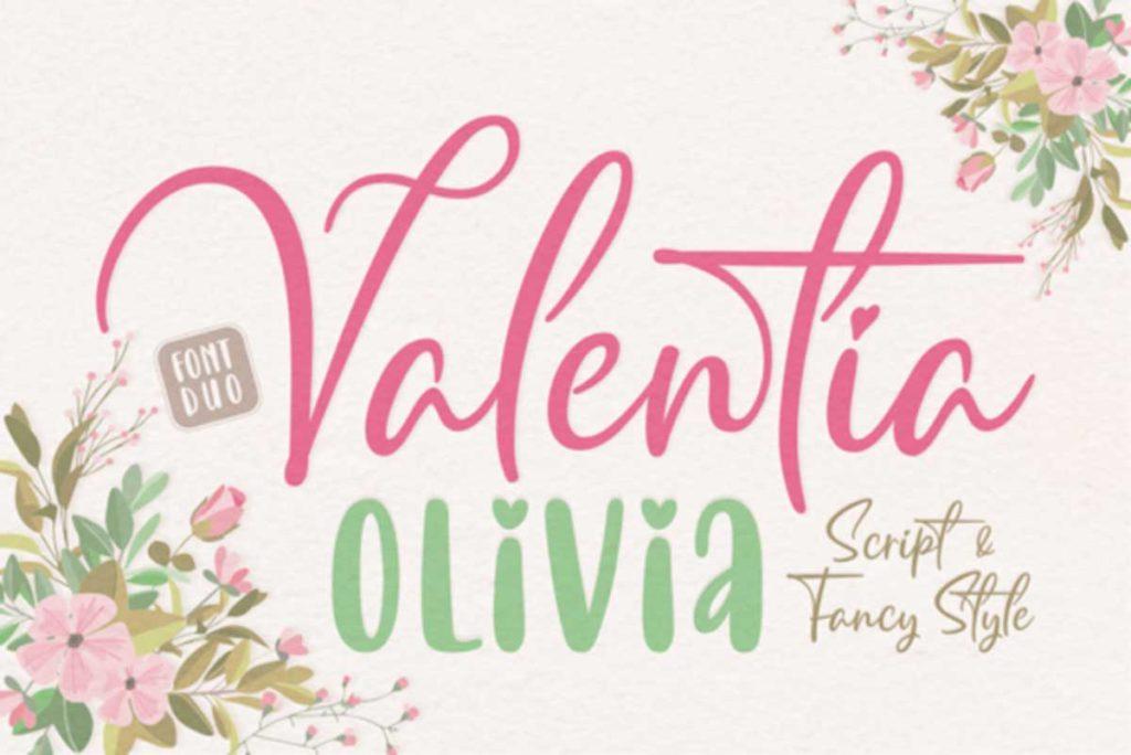 Valentia Olivia