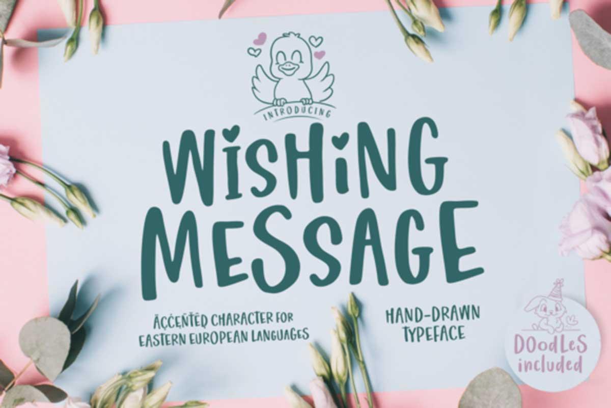 Wishing Message