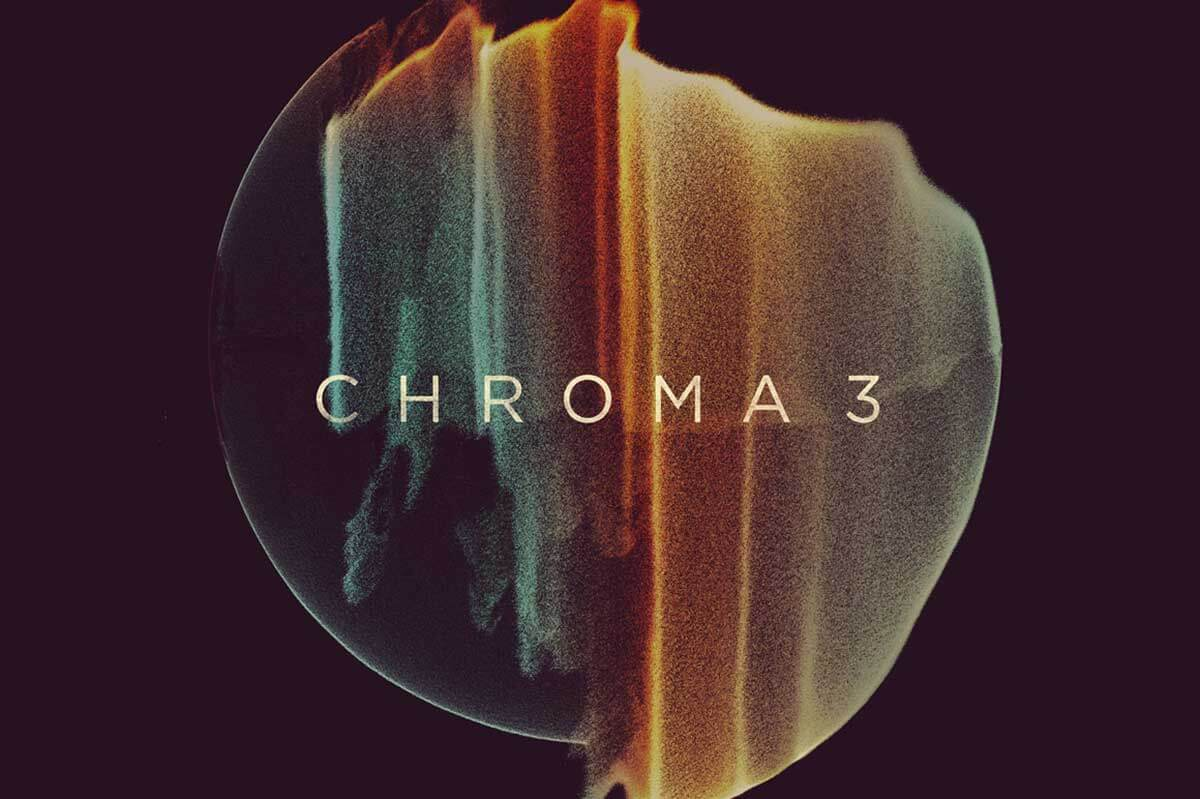 CHROMA 3 – ABSTRACT TEXTURES