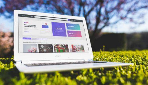 商用利用可能なワードプレステーマ・動画が使い放題!デザイン素材サイトenvato elements自腹レビュー