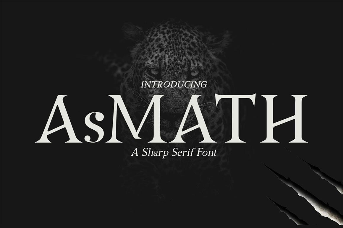 Asmath Serif