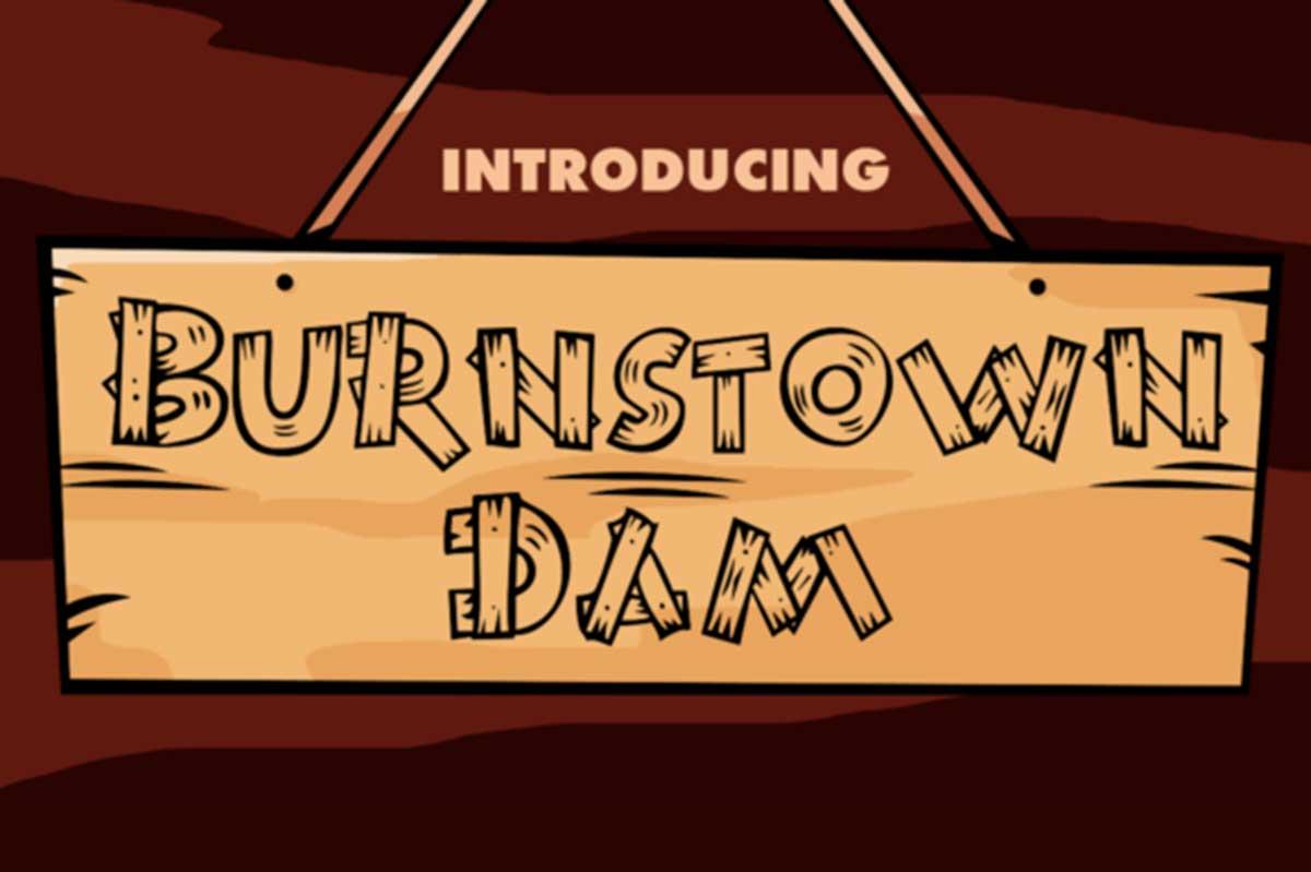 Burnstown Dam