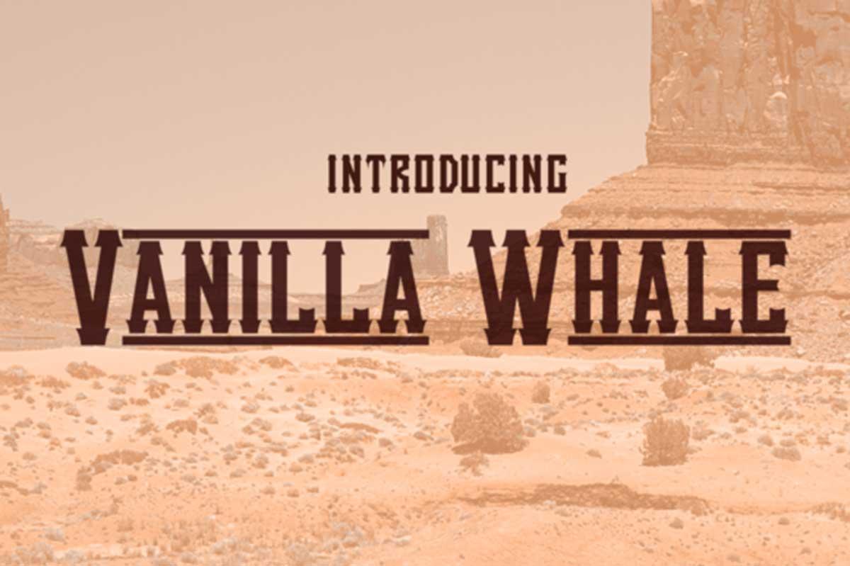 Vanilla Whale