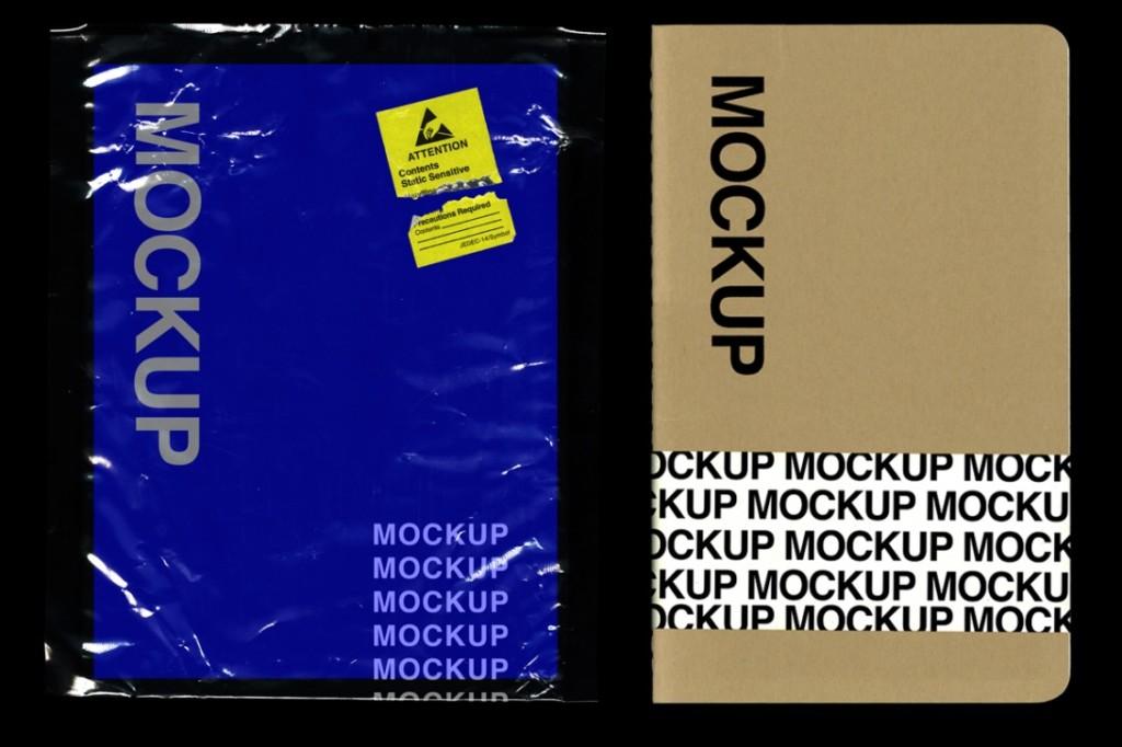 10 Editable Photographic Mockups