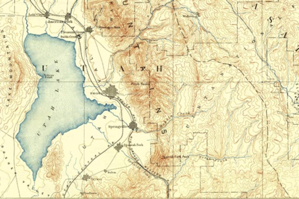 Historical Topographic Maps