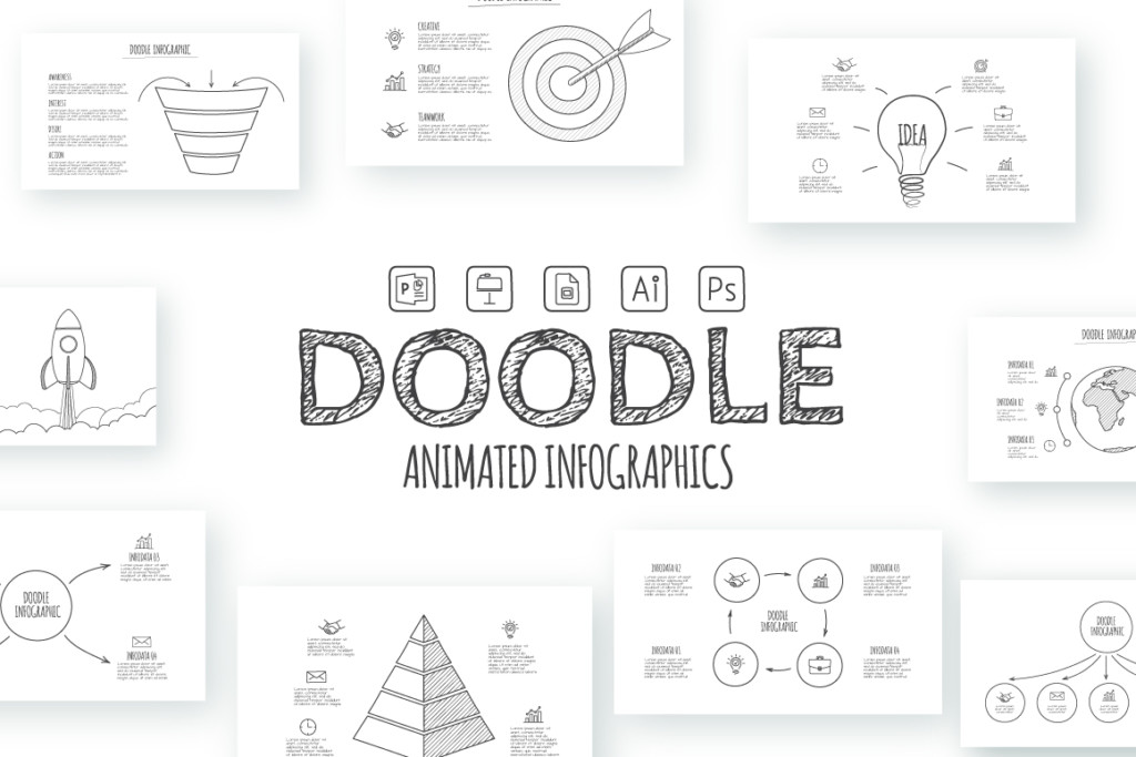 Doodle – Animated Infographics