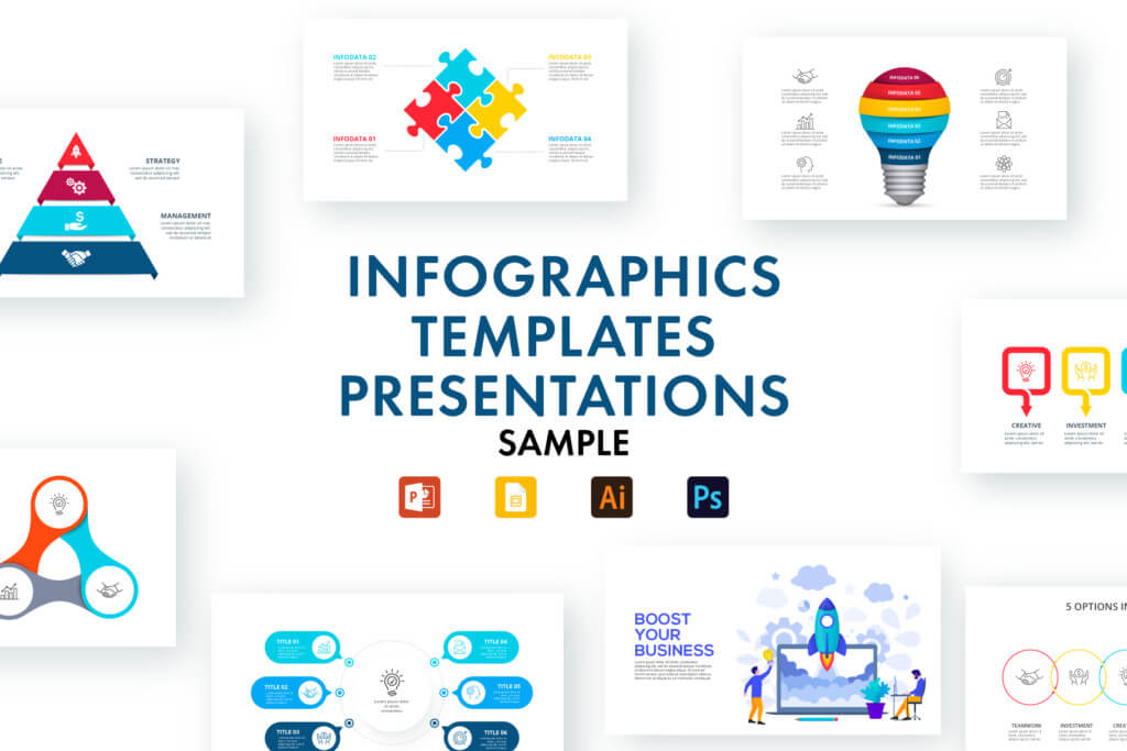 Infographics Templates Presentations Sample