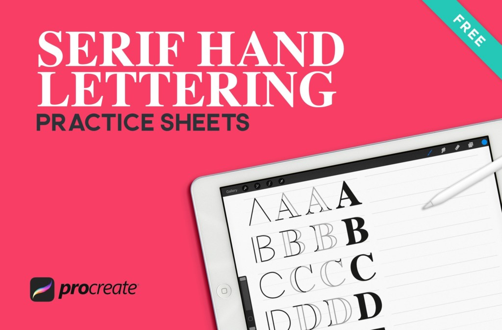 Serif Worksheets