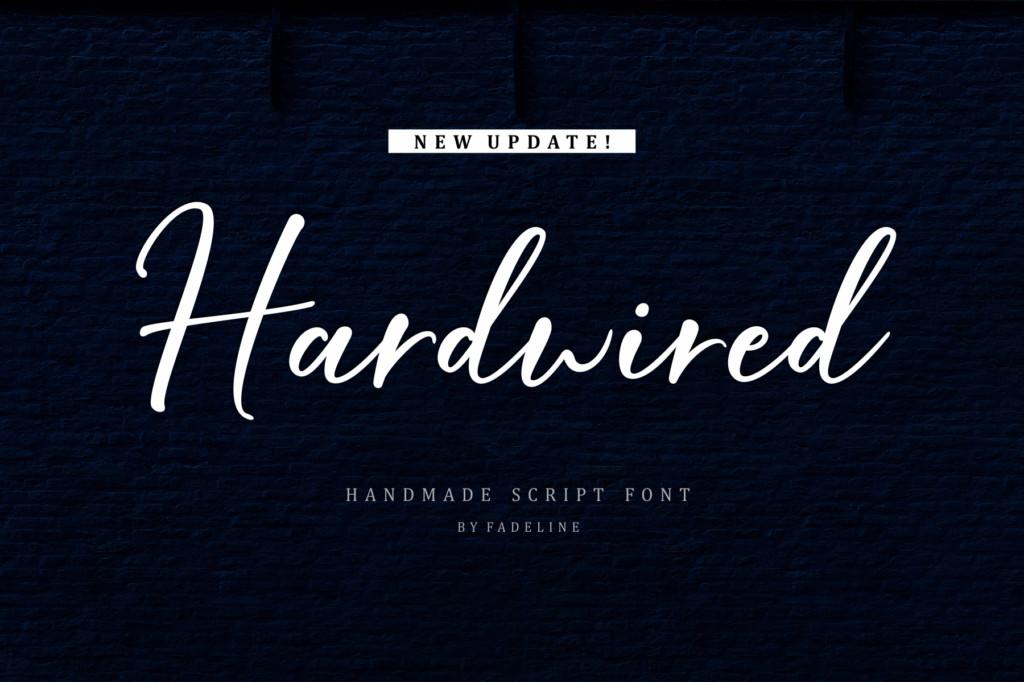 Hardwired Script