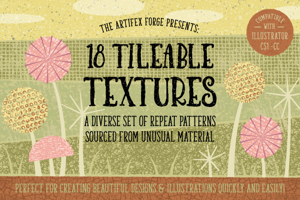FREE: Tileable Texture – Repeat Patterns