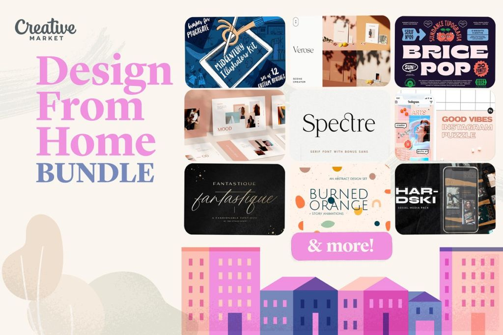 Design From Home Bundle