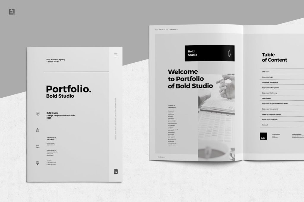 Portfolio and Lookbook
