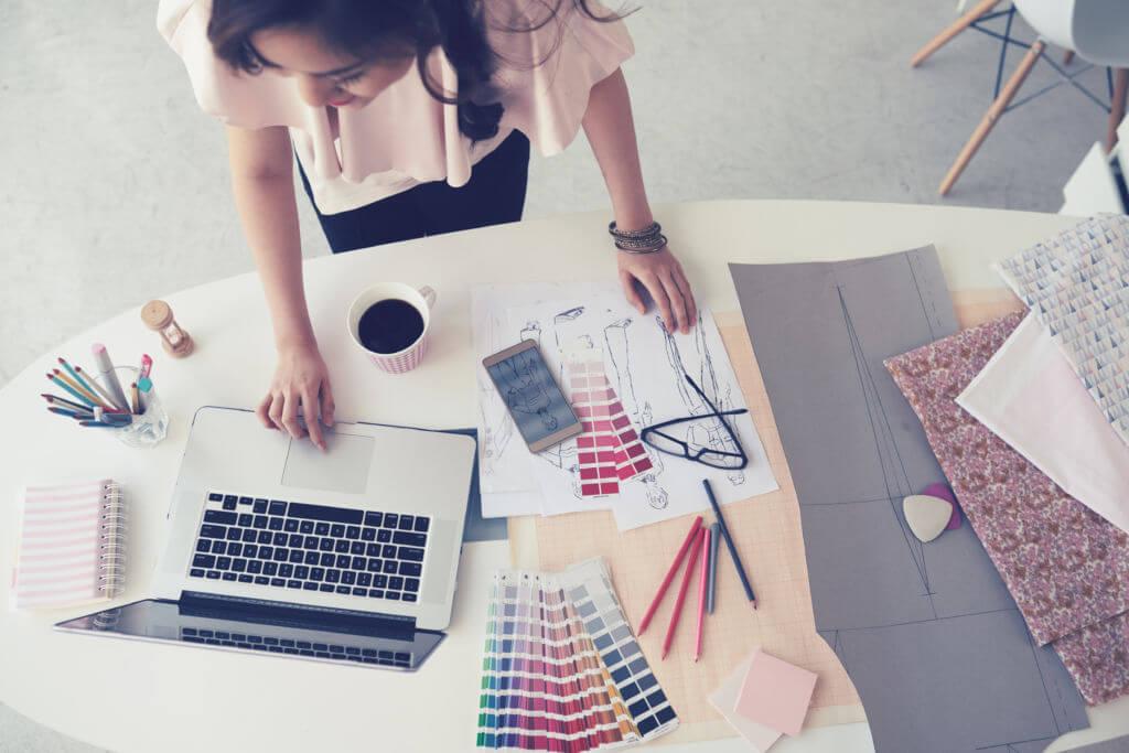 デザインの仕事に集中できる