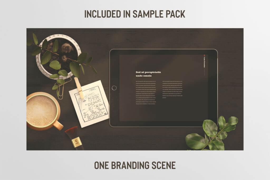 Free: Branding Scene