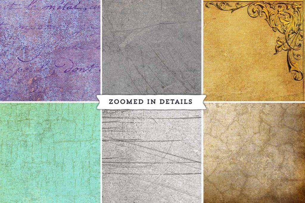 Les Textures Collection Vol.1