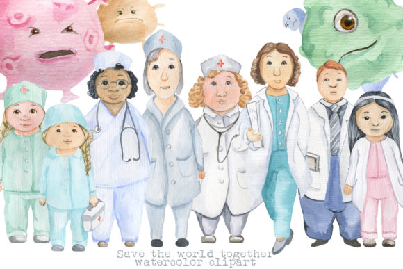 Medical Characters