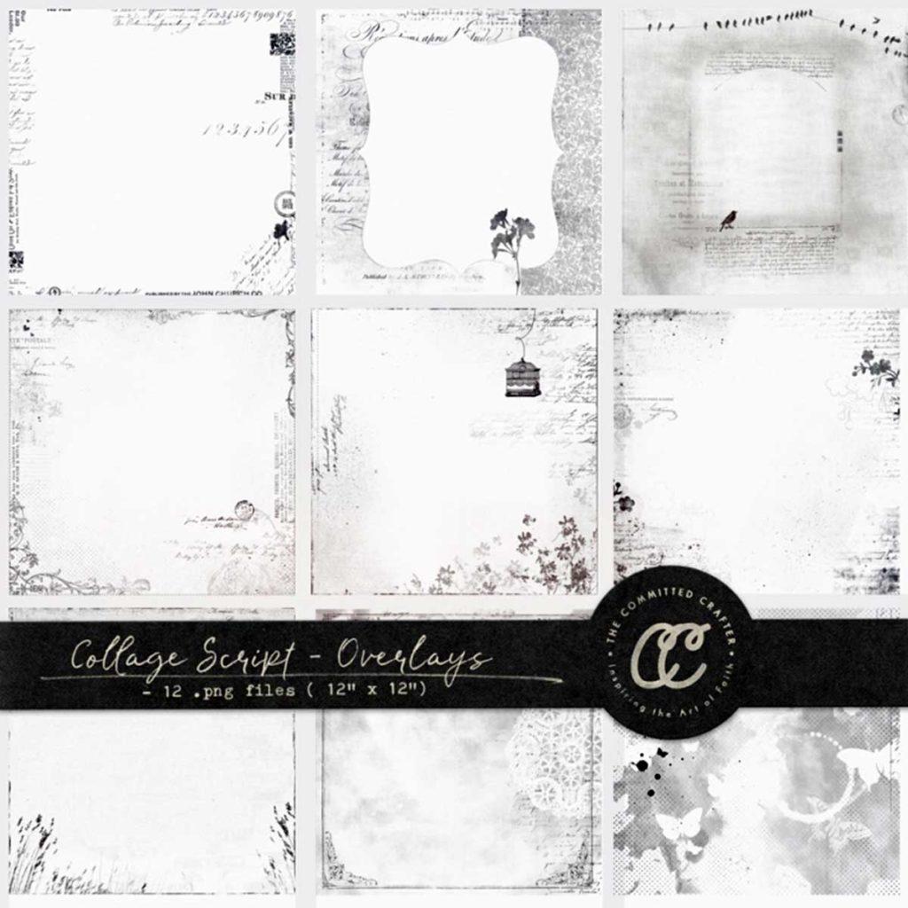 COLLAGE SCRIPT OVERLAYS 01
