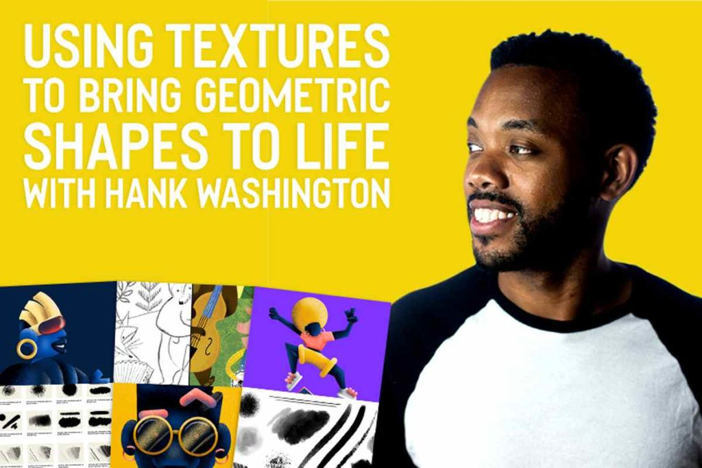 Using Textures To Bring Geometric Shapes to Life