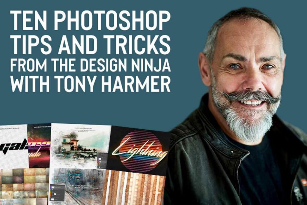 Ten Photoshop Tips And Tricks From The Design Ninja