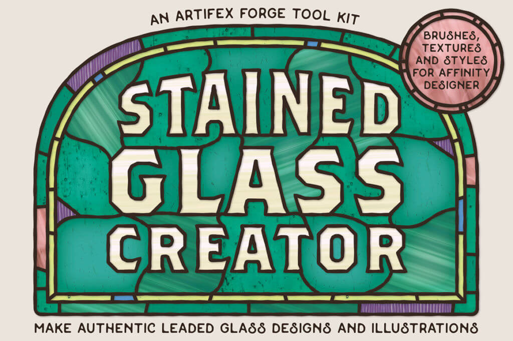Stained Glass Creator – Affinity