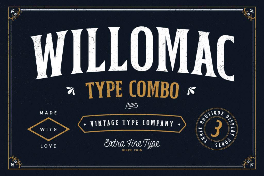 Willomac type combo
