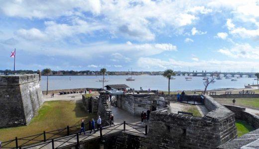 サンマルコス砦(Castillo de San Marcos)観光レビュー【フロリダ旅行2018年12月】